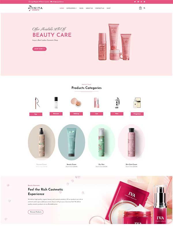 Iniya Cosmetics