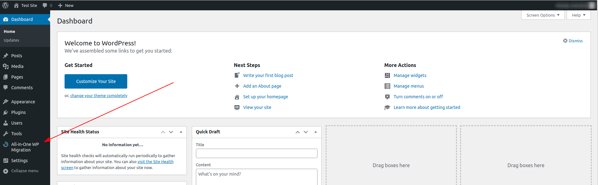 How To Install Theme Backup To Your WordPress Site