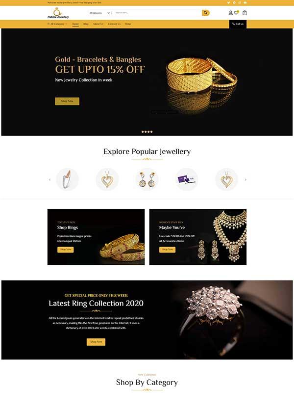 Habiba Jewellery